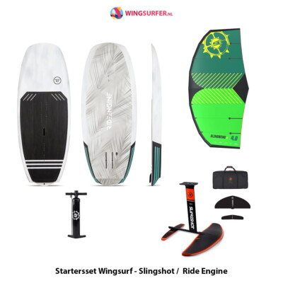 Complete Wingsurf sets