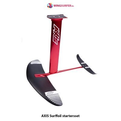 Complete hydrofoils surffoilen